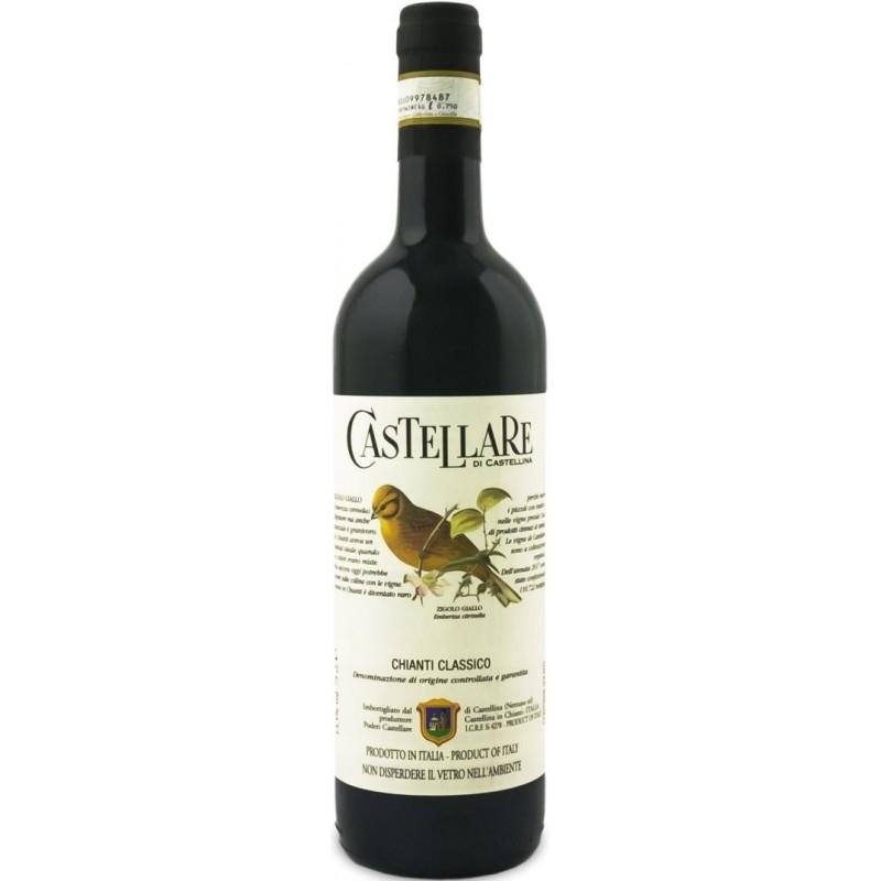 CASTELLARE CHIANTI CLASSICO DOCG 2017 0.75L