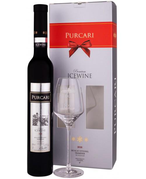 PURCARI ICE WINE+PAHAR